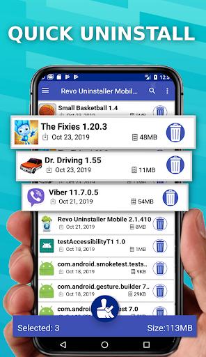 Download APK: Revo Uninstaller Mobile v2.3.260G [Premium] [Mod]