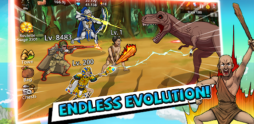 Primitive Brothers : Endless Evolution android2mod screenshots 1