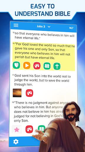 Superbook Kids Bible, Videos & Games (Free App) v1.8.7 Screenshots 2