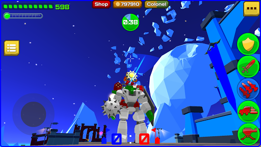 Armored Squad: Mechs vs Robots android2mod screenshots 10