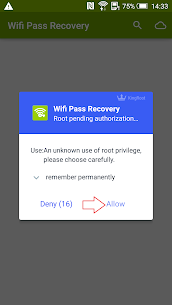 WiFi Password Recovery  For Pc (Windows 7, 8, 10 & Mac) – Free Download 1