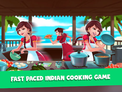 Masala Express: Indian Restaurant Cooking Games 2.2.7 screenshots 12
