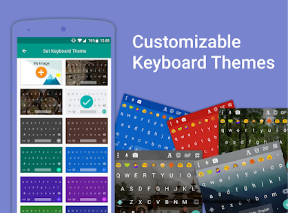 Bobble Indic Keyboard - Stickers, u0492onts & Themes 6.1.7.003 Screenshots 9