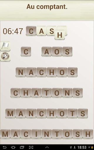 Jeux de Mots en Franu00e7ais android2mod screenshots 10