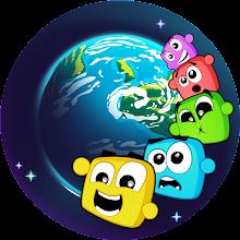 Joy Cubes Planet: Adventure Puzzle 2021 APK