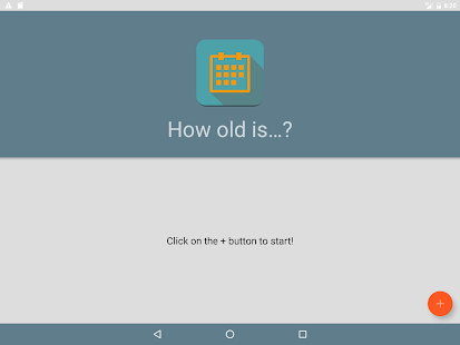 How old is...? (free)