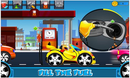 Car Wash & Repair Salon: Kids Car Mechanic Games  screenshots 2