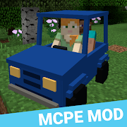 Car MOD for Minecraft. Cars Addon for MCPE.