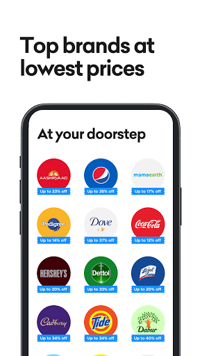grofers-grocery delivered safely with SuperSavings apktram screenshots 3