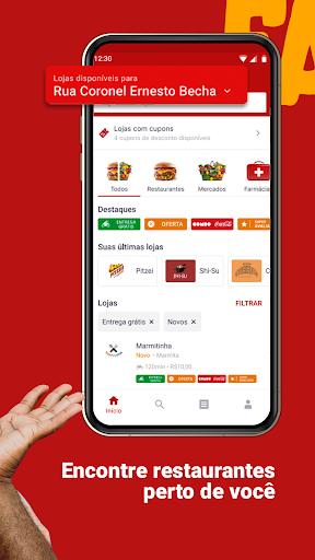 Delivery Much - Entrega de Comida  screenshots 3