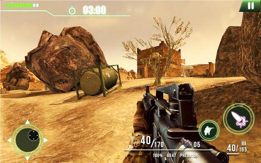 Jeux de tir: Shooter gratuit hors ligne 2021 APK MOD (Astuce) screenshots 2