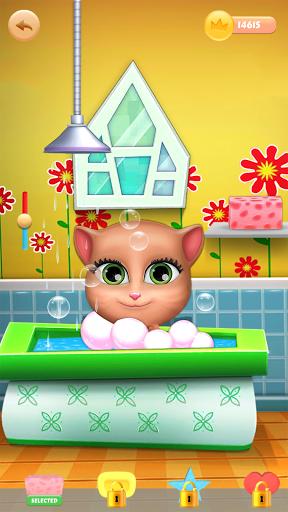 My Talking Cat Inna screenshots 5
