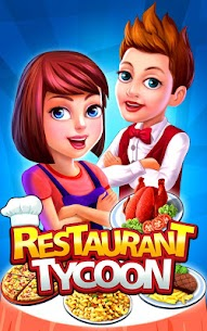 Restaurant Tycoon : cooking game❤️🍕⏰ 1