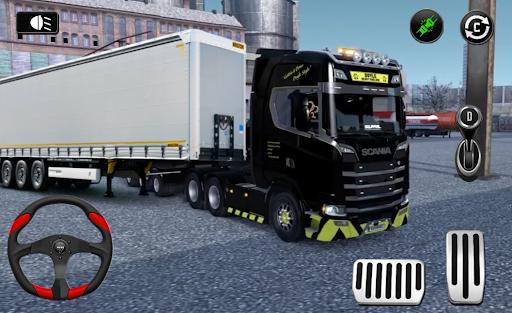 Truck Simulator : Indonesia Truck Box  screenshots 3