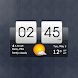 Sense Flip Clock & Weather - Androidアプリ