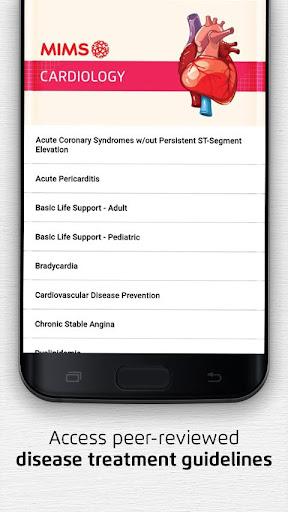 MIMS Malaysia - Drug Information, Disease, News 2.1.1 Screenshots 6