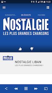Nostalgie Lebanon 4.4.21