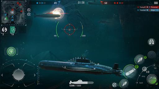 WORLD of SUBMARINES: Navy Warships Battle Wargame 2.0.4 screenshots 1