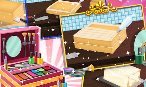 Makeup Kit baking Factory ???? – Makeup cake maker Apk 3