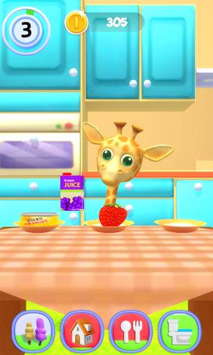 Talking Giraffe 1.54 screenshots 7