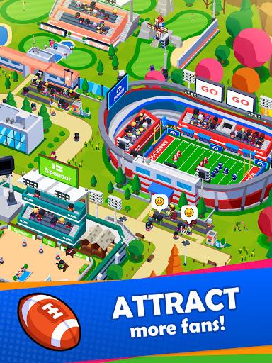 Sports City Tycoon - Idle Sports Games Simulator  screenshots 24