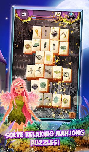 Mahjong Solitaire: Moonlight Magic 1.0.28 screenshots 2