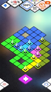 Color Link  Puzzle Screenshot