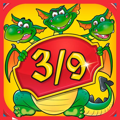 3/9 Kingdom - kid's magazine, interactive comics
