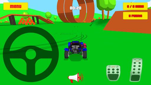 Baby Car Fun 3D - Racing Game apkpoly screenshots 2