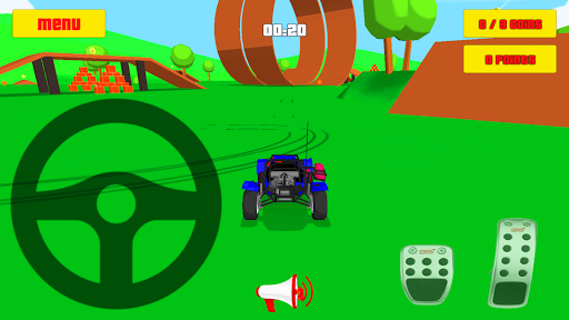Baby Car Fun 3D - Racing Game 201202 screenshots 2