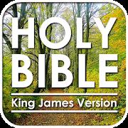 Holy Bible King James Version : KJV Free Offline  Icon