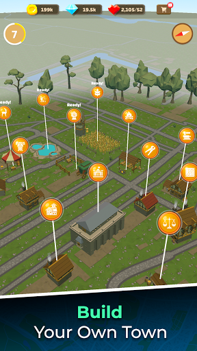 Magic Streets - Location based RPG 1.0.49 screenshots 7