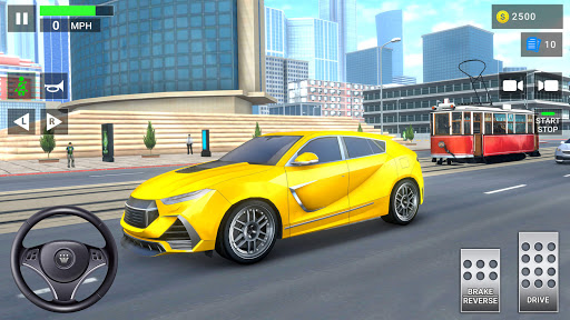 Driving Academy 2 Car Games screenshots 2