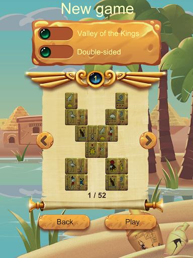 Doubleside Mahjong Cleopatra 2.9 screenshots 7