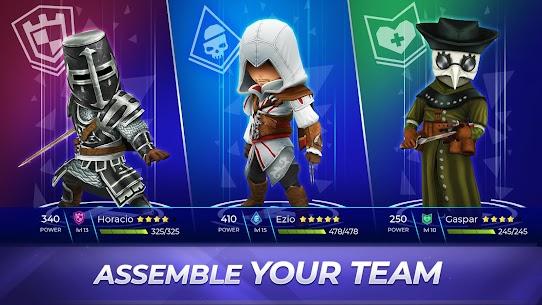 Assassin's Creed Rebellion: Adventure RPG 3.0.0 MOD APK (Unlocked) 3