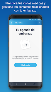 iNatal · App de embarazo Screenshot