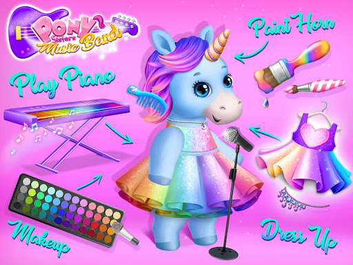 Pony Sisters Pop Music Band - Play, Sing & Design 6.0.24419 Screenshots 20