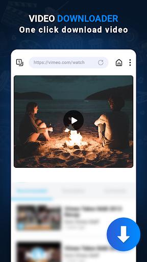 Video Downloader - Free Video Downloader modiapk screenshots 1