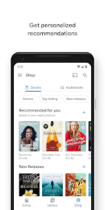 Google Play Books – Ebooks, Audiobooks, and Comics 1