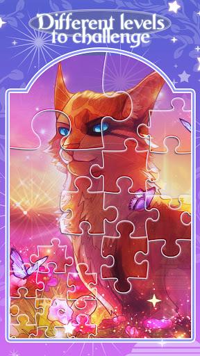 Happy jigsaw puzzles - calm & relax Apkfinish screenshots 2