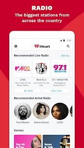 Free iHeart  Radio, Music, Podcasts 3