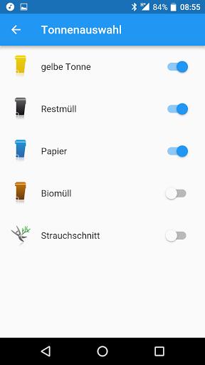 Mu00fcllabfuhr - Kalender fu00fcr Abfall und Entsorgung 2.0.28 Screenshots 4