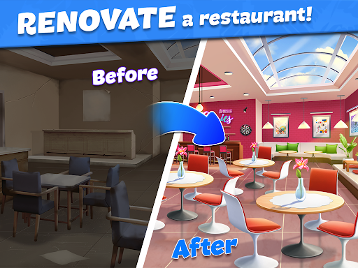 Food Voyage: New Free Cooking Games Madness 2021  Pc-softi 18