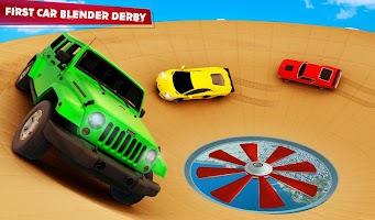 Car Demolition Derby: Extreme GT Car Stunts