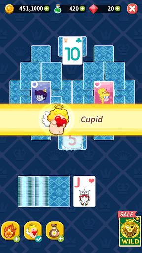 Theme Solitaire: Offline Tripeaks Card Games 1.3.9 screenshots 4