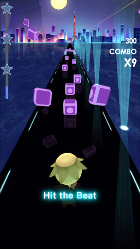 Beat Run! Pop Music Rush  screenshots 1