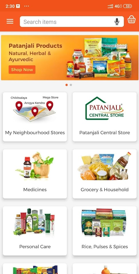 Patanjali Order Me : Vocal For Local