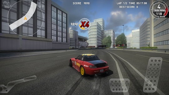 Real Drift Car Racing 1