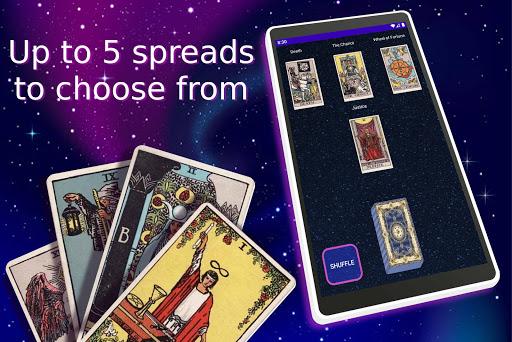 Tarot android2mod screenshots 1