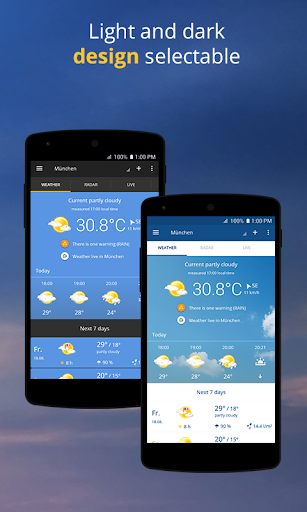 wetter.com - Weather and Radar 2.43.5 Screenshots 8